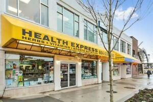 """HEALTH EXPRESS"" Vitamin Store in White Rock"