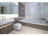 A LUXURY ONE BEDROOM FLAT TO RENT IN CANARY WHARF E14 WITH GYM + CONCIERGE + POOL BY CROSS HARBOUR
