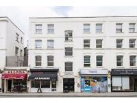 Three double bedroom flat to let within a mansion building a short walk away from Putney Bridge.