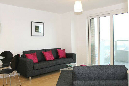 Luxury 2 BED 2 BATH MARNER POINT E3 BOW BROMLEY CHURCH DEVONS ROAD LANGDON STRATFORD CANARY WHARF