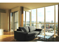 Luxury 2 bed 2 bath THE PANORAMIC POPLAR E14 *ROOF TERRACE* CANARY WHARF BOW LANGDON PARK