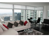 Luxury 2 bed 2 bath PAN PENINSULA E14 **CONCIERGE GYM** CANARY WHARF SOUTH/HERRON QUAYS CROSSHARBOUR