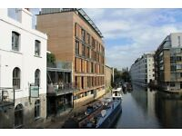 ***CANAL VIEWS FROM ROOMS*** 2 BED 2 BATH IN ANGEL ISLINGTON OLD STREET CITY ROAD CLERKENWELL N1***