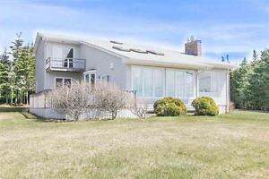 OCEAN VIEWS -THREE FATHOM HARBOUR - BEAUTIFUL HOME + GARAGE!