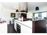 Luxury 2 bed 2 bath CANDY WHARF E3 MILE END CANARY WHARF LIMEHOUSE STEPNEY GREEN BOW