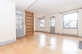 2 BEDROOM SPACIOUS MEWS HOUSE WITH PRIVATE ROOF TERRACE UNFURNISHED KENSINGTON HIGH STREET CHELSEA