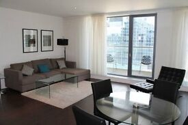 Luxury 2 bed 2 bath BALTIMORE WHARF CANARY WHARF E14 *24HR CONCIERGE* CROSSHARBOUR SOUTH/HERON QUAY
