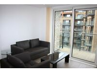Incredible 1 Bedroom Apartment with Gym and Concierge in the Stunning Marine Wharf Development