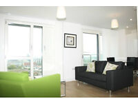 Luxury 1 BED MARNER POINT E3 BOW BROMLEY CHURCH DEVONS ROAD STRATFORD CANARY WHARF LANGDON