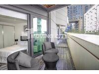 A LUXURY ONE BEDROOM FLAT TO RENT IN CANARY WHARF E14 WITH GYM CONCIERGE SWIMMING POOL