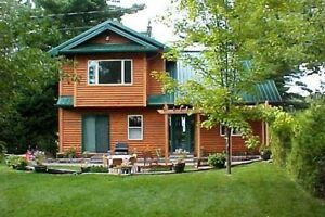 LAC VICEROY COTTAGE RENTAL AVAILABLE THIS FALL/WINTER