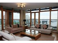 2 bedroom flat in Western Beach Apartments, Royal Docks E16