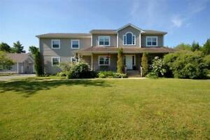 Spacious family home with dual garages!