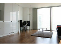 Luxury 1 bed 33rd FLOOR LANDMARK EAST TOWER CANARY WHARF E14 HERON SOUTH QUAY CROSSHARBOUR