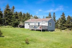 FANTASTIC OPPORTUNITY - Oceanfront Cottage on Conrad's Beach!