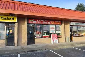 Well established Korean Meat Shop in Langley BC