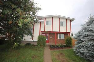 OPEN HOUSE, AUG 18, 19, 1:00-3:00 FOR SALE 15603 122 ST