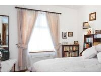 2 SETS OF BEDROOM CURTAINS PEACH & GREY FULLY LINED WITH TIEBACKS MATCHING TABLE & STOOL COVER