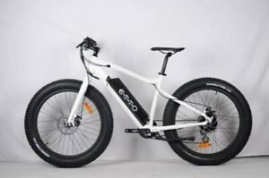 Electric Fat Tire Bicycles E-Bikes Emmo Daymak E-wild Derand