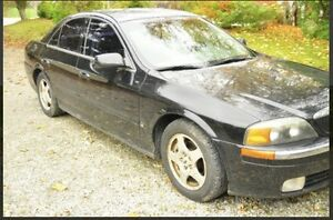 2001 Lincoln Ls *Luxury and style*