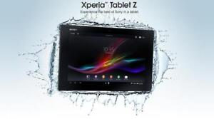 Sell SONY XPERIA TABLET Z