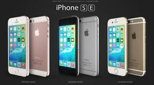 iPHONE 5s and SE BACK Replacement to iPHONE 6 Look