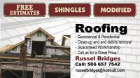 Is your Roof leaking? Give us a call.