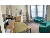 bright and clean one bedroom garden flat