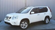 2013 Nissan X-Trail T31 Series V TS White 6 Speed Sports Automatic Wagon Invermay Launceston Area Preview