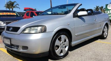"""2006 Holden Astra TS MY06 """"CONVERTIBLE"""" 4 Speed Automatic Convertible"""