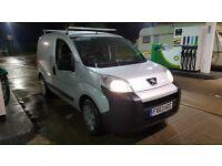 Peugeot bipper 2013 6 months mot