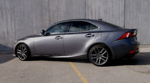 2014 LEXUS IS350 F-SPORT PREMIUM ** RARE RWD 8 SPEED *