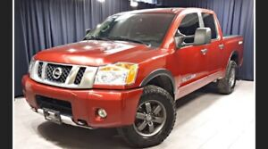 2015 Nissan Titan fully loaded
