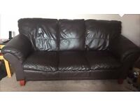 real leather sofa set can deliver