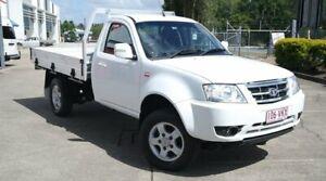 2014 Tata Xenon 4x2 White 5 Speed Manual Cab Chassis
