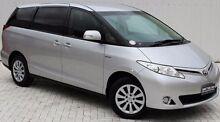 2012 Toyota Tarago  Silver Sports Automatic Wagon Embleton Bayswater Area Preview