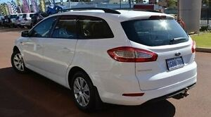 2011 Ford Mondeo MC LX PwrShift TDCi White 6 Speed Sports Automatic Dual Clutch Wagon Gosnells Gosnells Area Preview