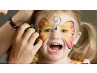 Kids face painter wanted