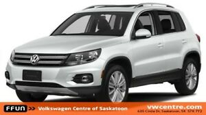 2016 Volkswagen Tiguan Special Edition Heated seats,  Navigation