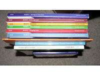 'Reduced' Set of - Open University U116 Books (x10) and DVD, ENVIRONMENT;Journeys (2013B)