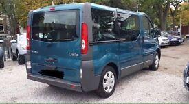 9 seater Renault traffic bargain