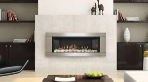 GAS FIREPLACE ON SALE! VISIT SHOWROOM Napoloen.Majestic