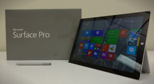 Surface Pro 3 i5 8GB 256GB with Surface Pro 4 Pen
