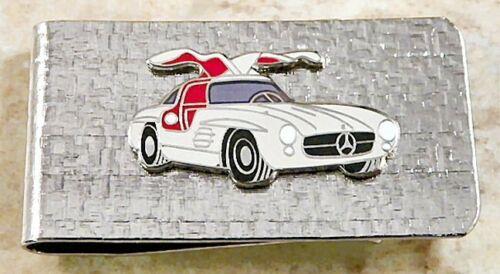 Mercedes Benz Gullwing Money Clip