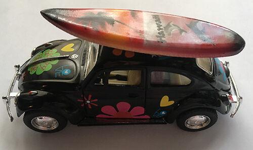 Hawaiian Surf Car 1967 Volkswagen Beetle Surfboard Woody Surfing North Shore NIB