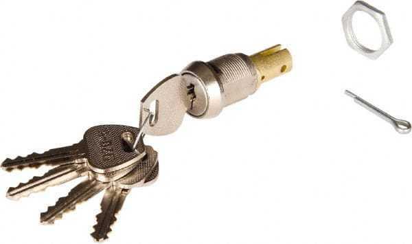 WorkSmart Tool Box Chrome Lock Set For 45706652, 45706645