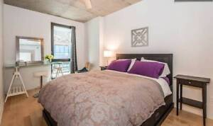 Downtown 3 1/2 Seville fully furnished - $1,440/m
