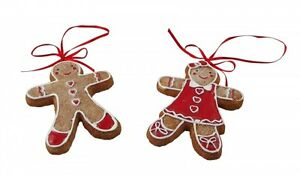 Gisela-Graham-Gingerbread-Boy-and-Girl-Decoration-Chritsmas-Tree-Decorations