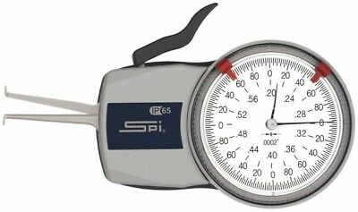 Spi 0.2 To 0.6 Inch Inside Dial Caliper Gage 0.0002 Inch Graduation 0.0008 ...