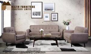 Mid Century inspired Sofa Set (MA782)